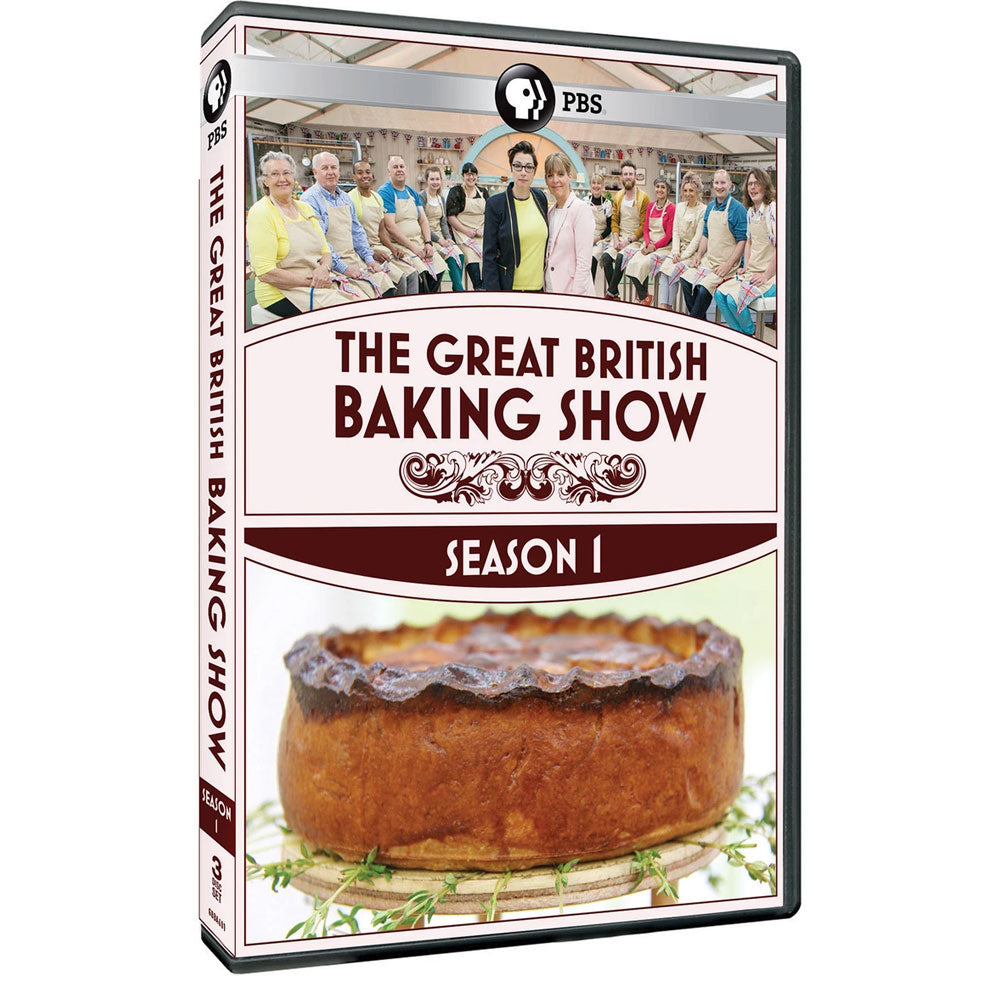 The Great British Baking Show: Season 1