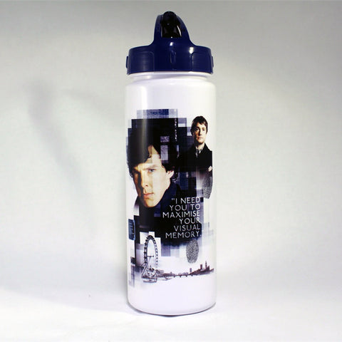 Sherlock: Travel Bottle