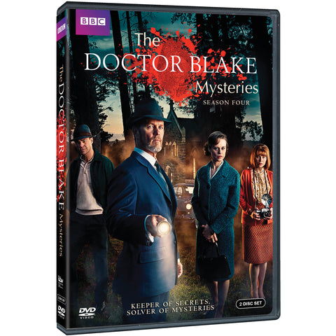 Doctor Blake Mysteries: Season 4