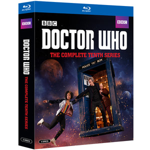 Doctor Who: Series 10 (Blu-ray)