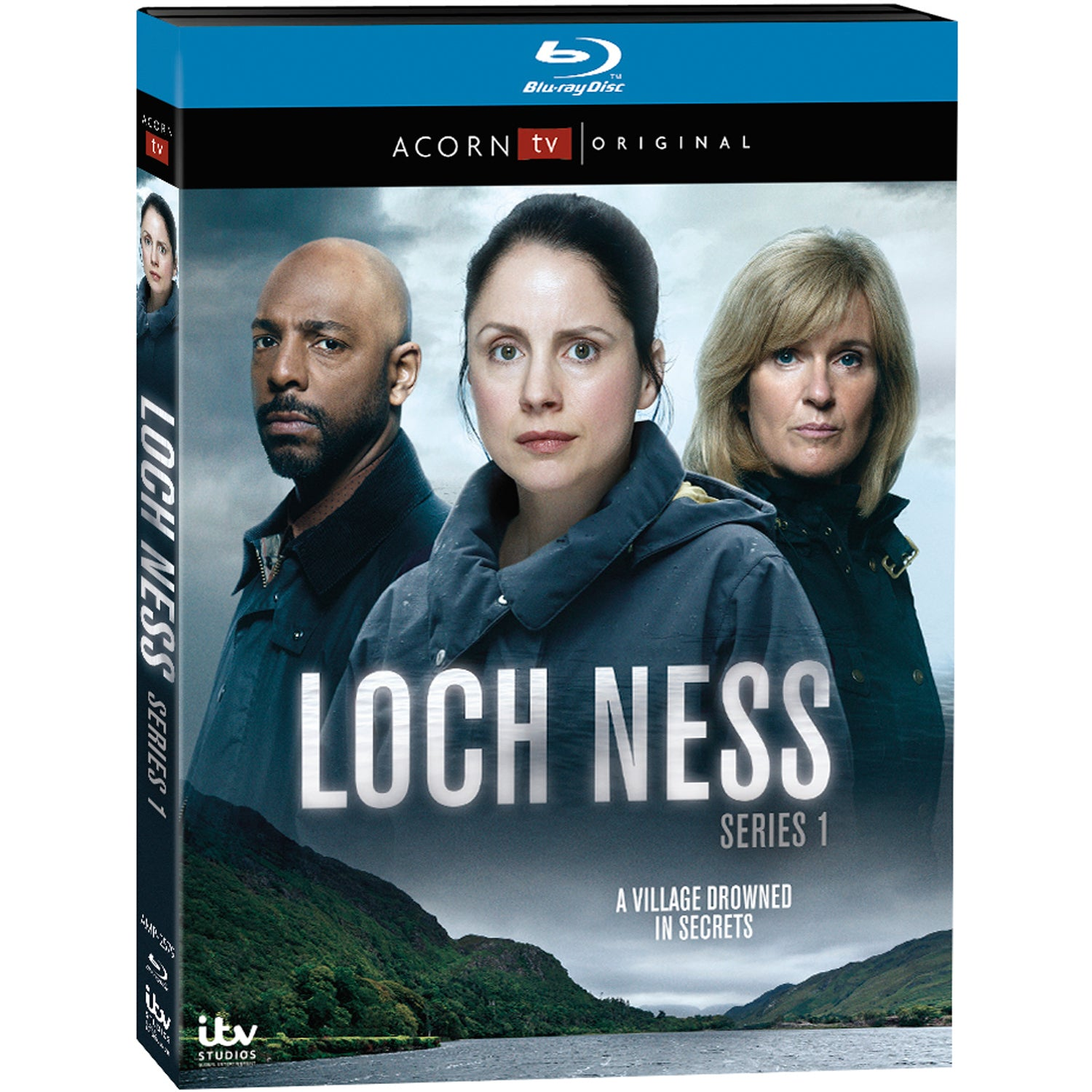 Loch Ness: Series 1 (Blu-ray)