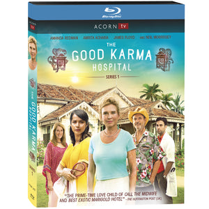 Good Karma Hospital: Series 1 (Blu-Ray)