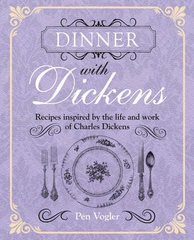 Dinner with Dickens Cookbook