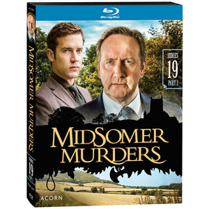 Midsomer Murders: Series 19 Part 2 (Blu-ray)