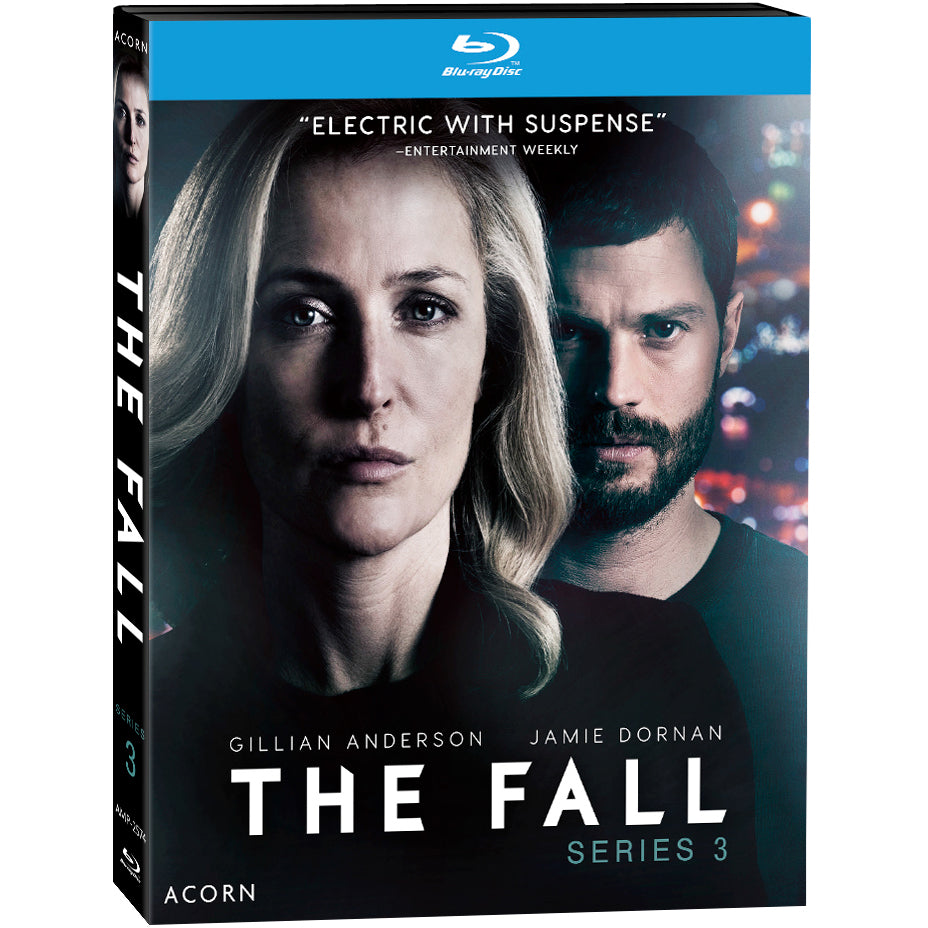 The Fall: Series 3 (Blu-Ray)