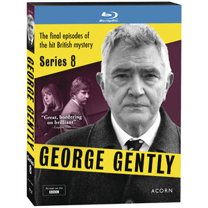 George Gently: Series 8 (Blu-ray)