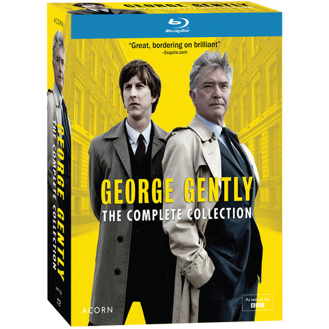 George Gently: The Complete Collection (Blu-ray)