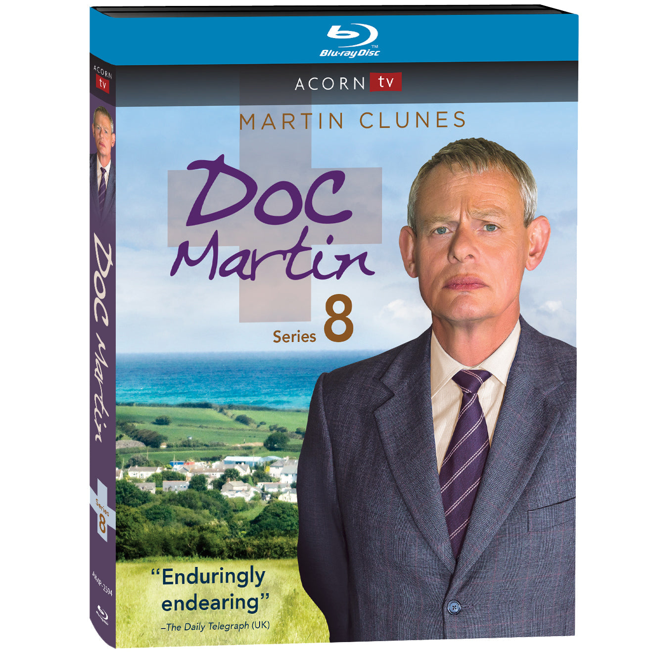 Doc Martin: Series 8 (Blu-ray)