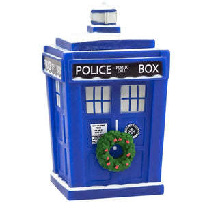 Doctor Who: Holiday TARDIS Figure