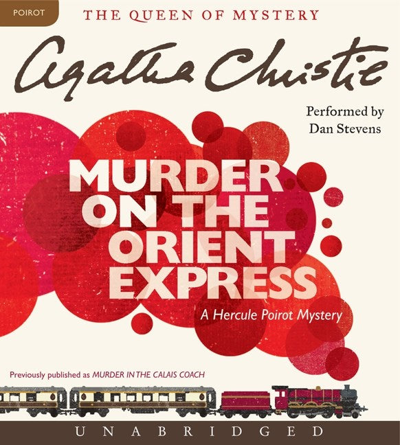 Murder on the Orient Express Audiobook