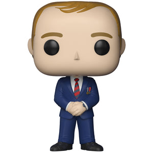 Funko Pop! Royal Family Figure: Prince William