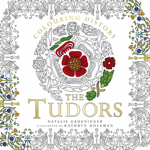 Coloring History: The Tudors