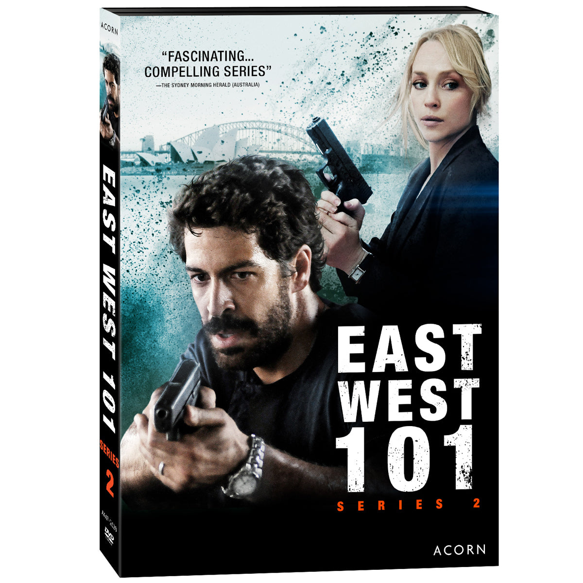 East West 101: Series 2