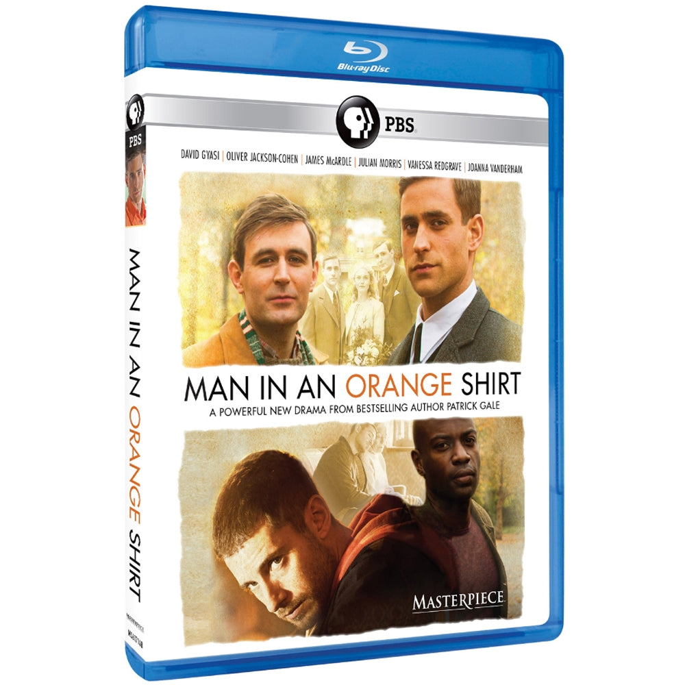 Man in an Orange Shirt (Blu-ray)