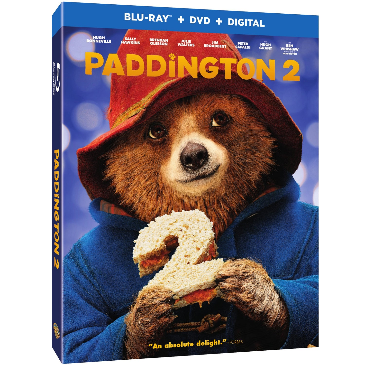 Paddington 2 (Blu-ray Combo Pack)