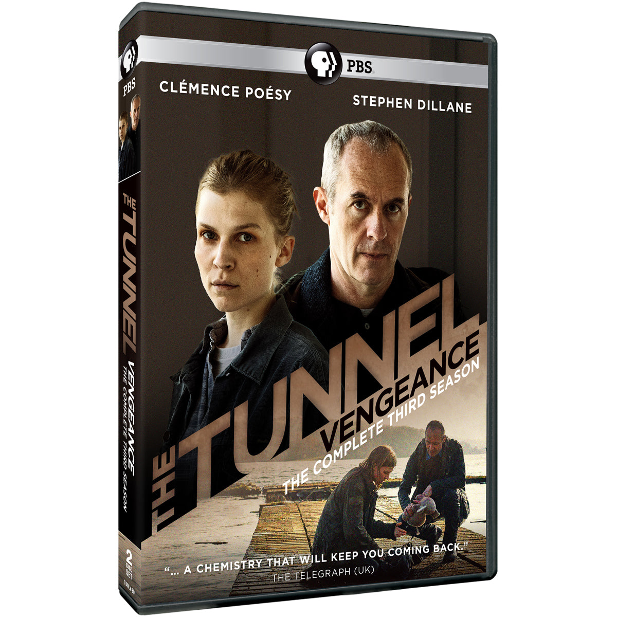 The Tunnel: Vengeance, Season 3