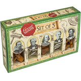 Great Minds Puzzle Set: Men