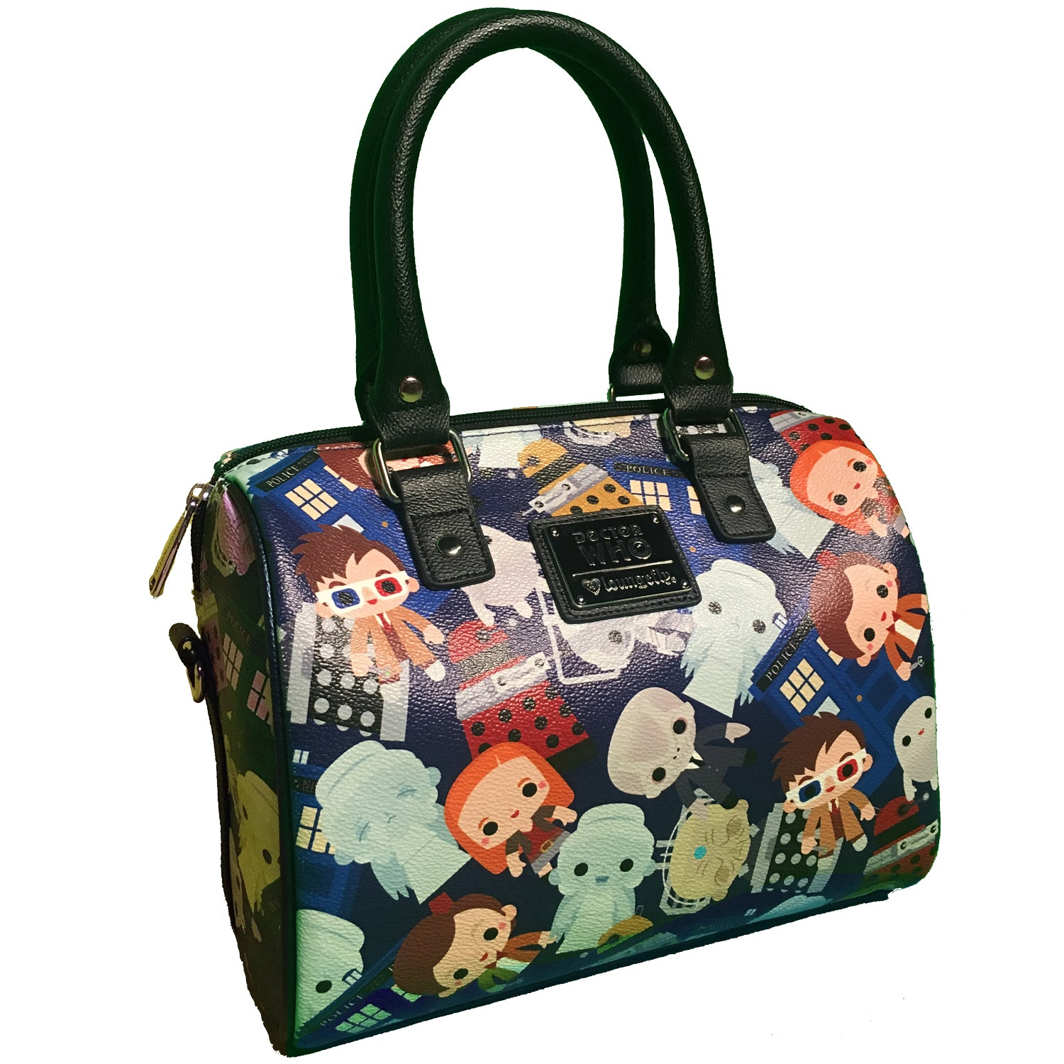 Doctor Who: Loungfly Chibi Purse