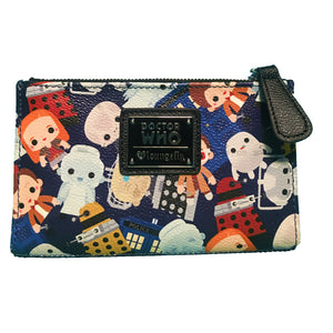 Doctor Who: Loungefly Chibi Wallet
