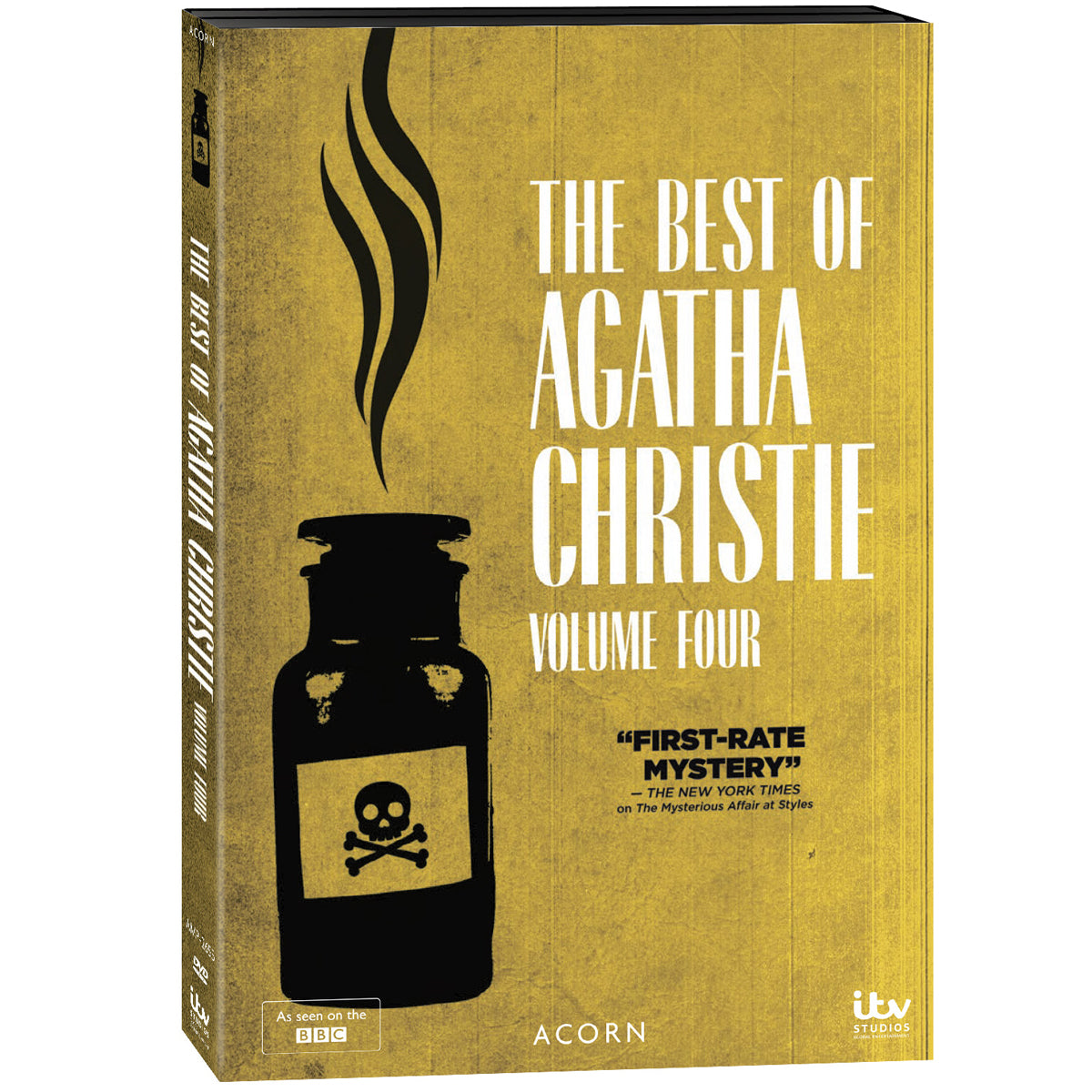 The Best of Agatha Christie: Volume 4