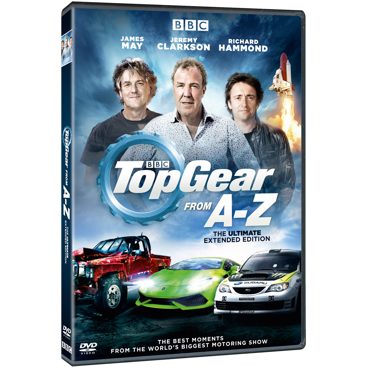 Top Gear: From A-Z (Ultimate Extended Version)