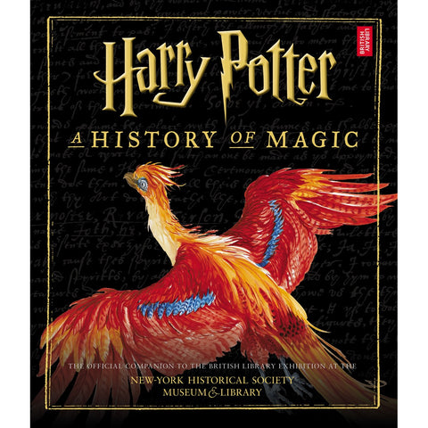 Harry Potter: History of Magic Book