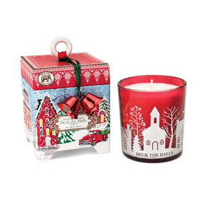 Deck the Halls Soy Wax Candle