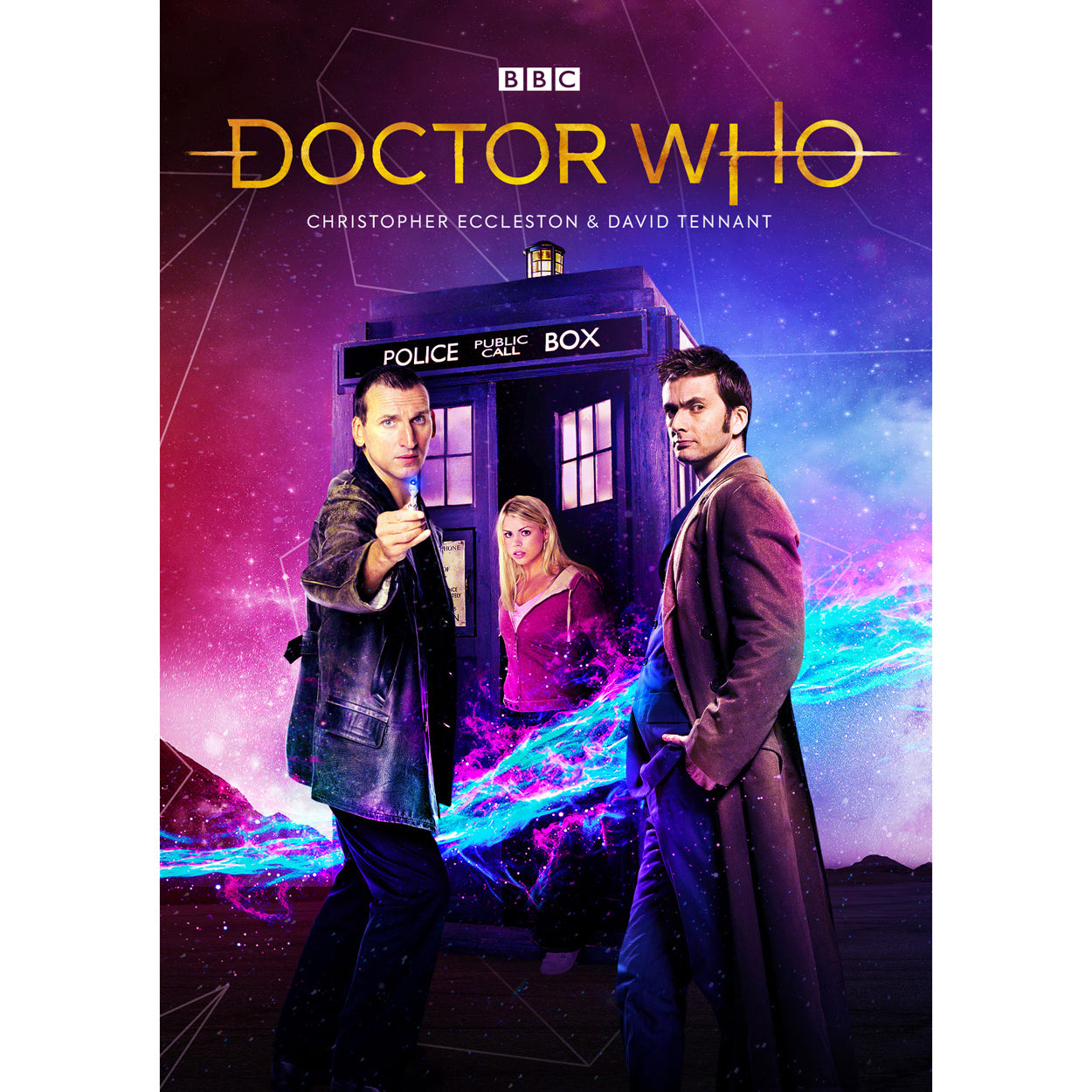 Doctor Who: The Christopher Eccleston & David Tennant Collection