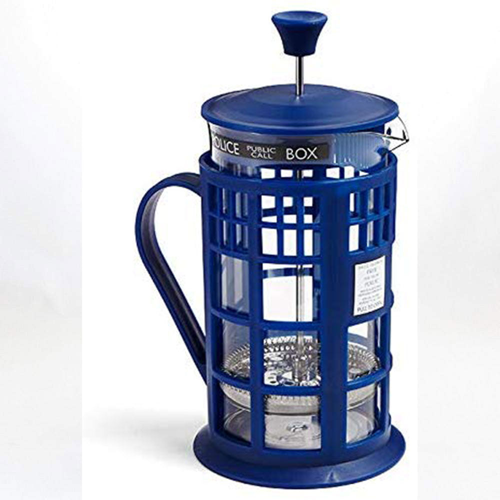 Doctor Who: TARDIS French Press
