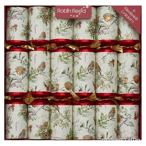 """Festive Foliage"" Christmas Crackers"