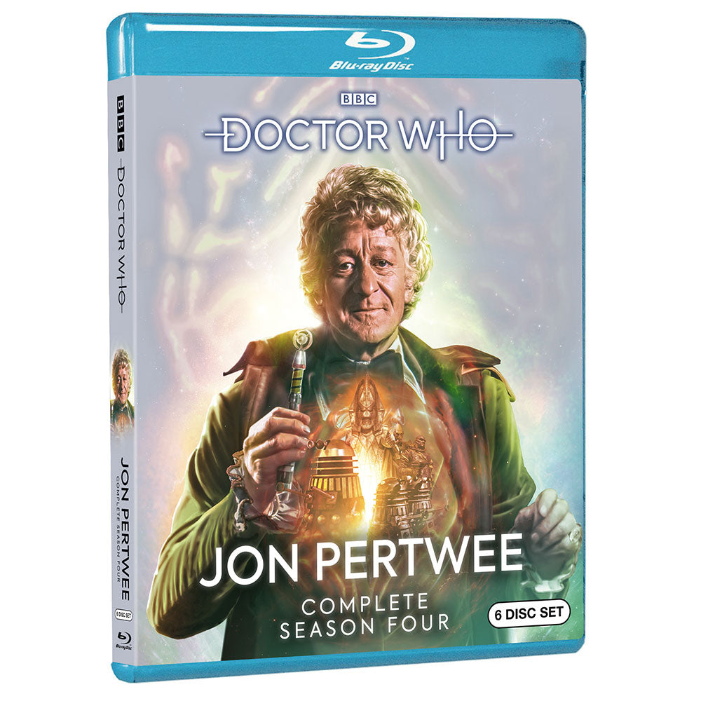 Doctor Who: Jon Pertwee Complete Season 4 (Blu-ray)