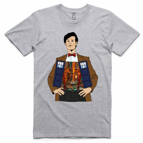Doctor Who: Bigger on the Inside T-Shirt