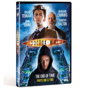 Doctor Who: The End of Time Parts 1 & 2