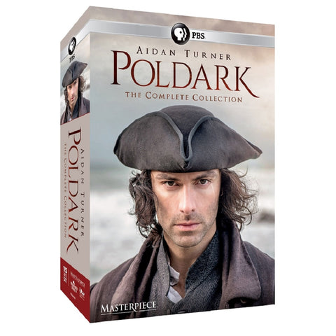 Poldark: Seasons 1-5 Complete Collection