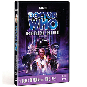 Doctor Who: Resurrection of the Daleks Special Edition