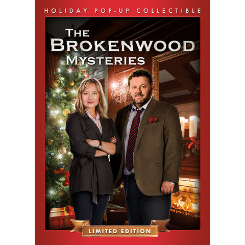 The Brokenwood Mysteries: A Merry Bloody Christmas Holiday Pop-Up