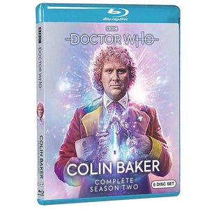Doctor Who: Colin Baker Complete Season 2 (Blu-ray)