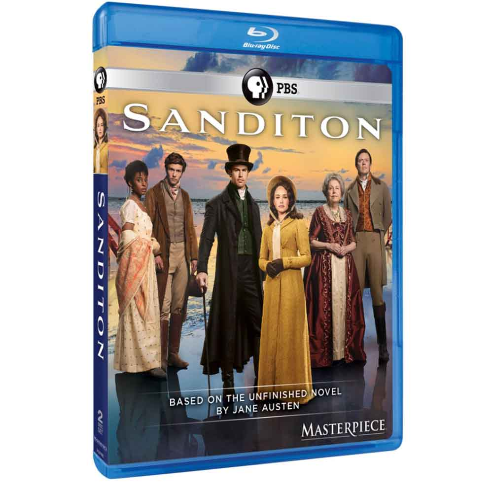 Sanditon (UK Edition Blu-ray)