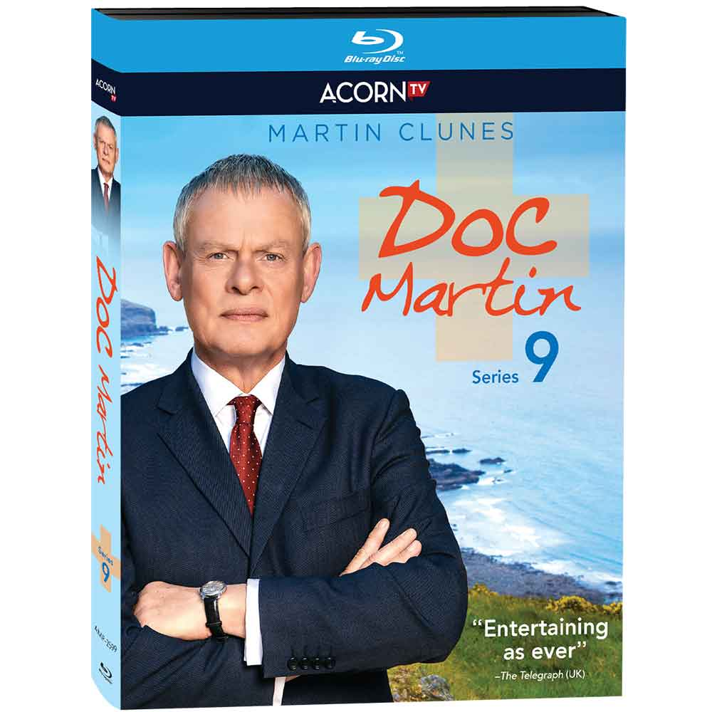 Doc Martin: Series 9 (Blu-ray)