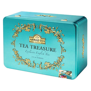 English Tea Collection and Tin