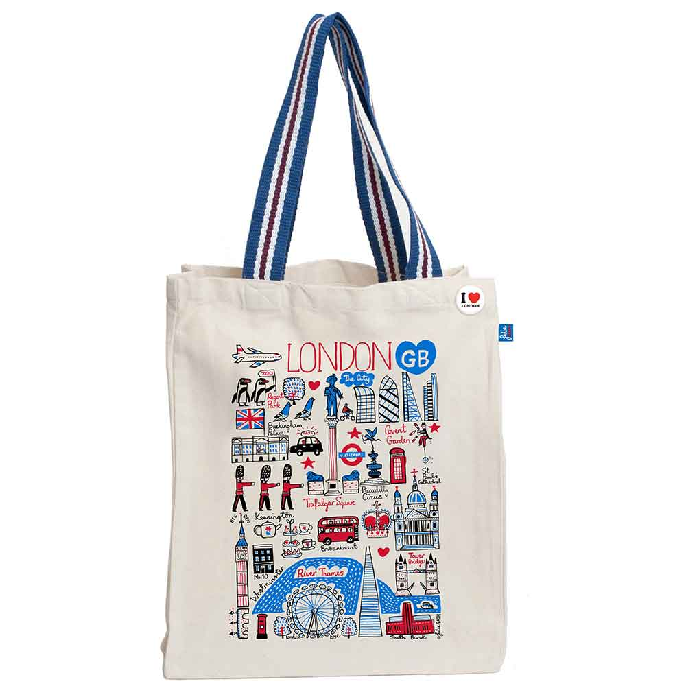 """London Cityscape"" Tote Bag"