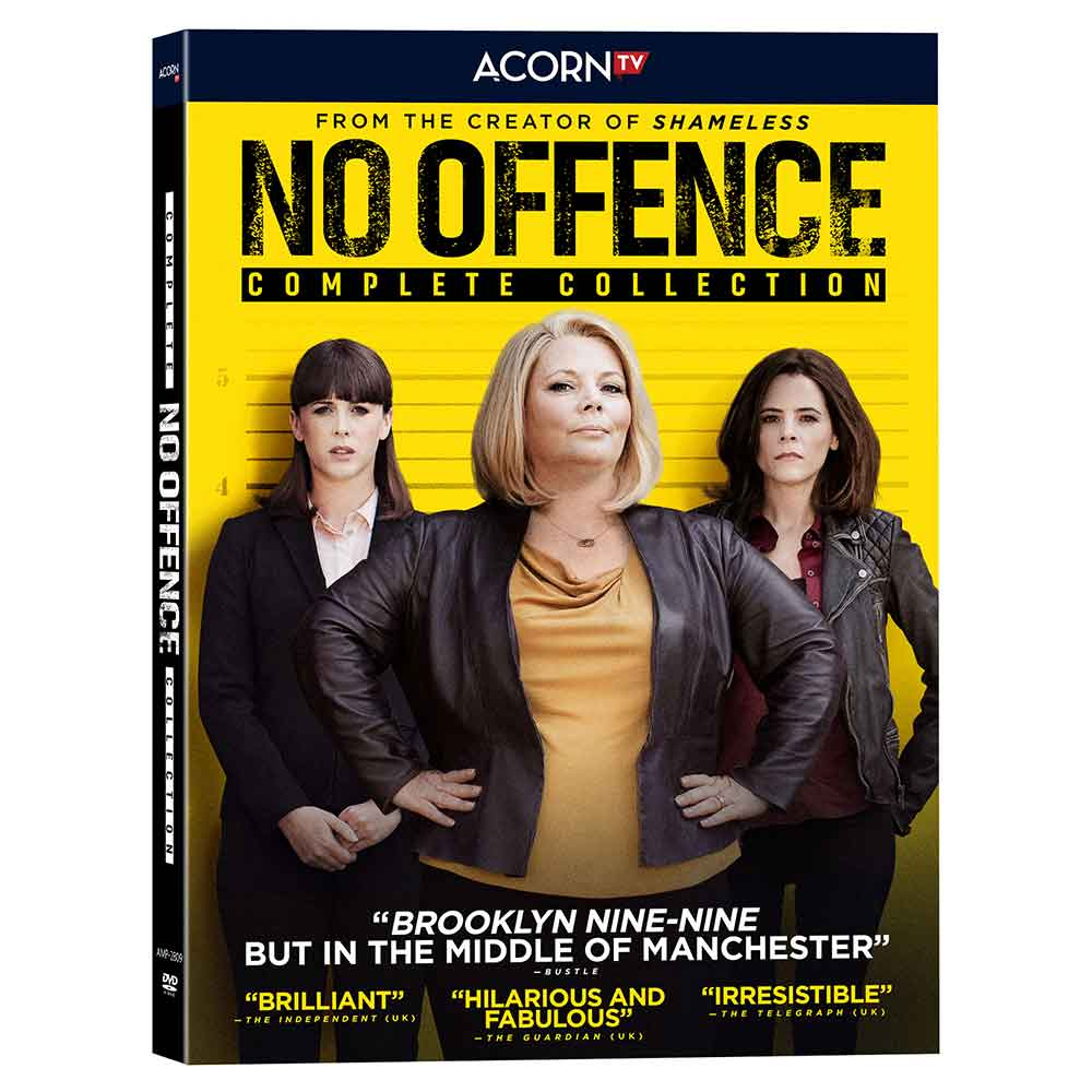 No Offence: The Complete Collection