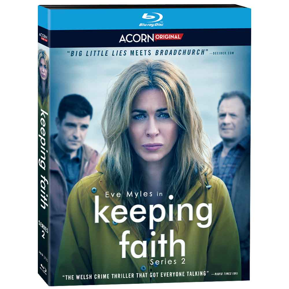 Keeping Faith: Season  2 (Blu-ray)