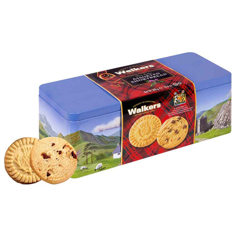 "Walkers Shortbread and ""Scottish Highlands"" Tin"