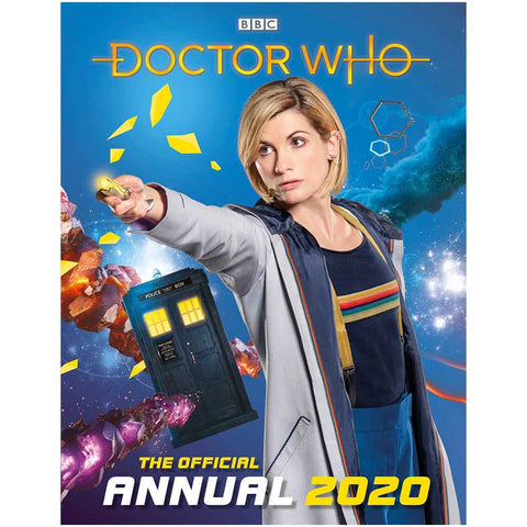 Doctor Who: Official Annual 2020