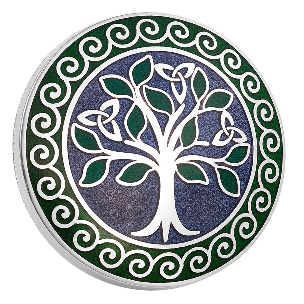 Book of Kells Tree of Life Brooch