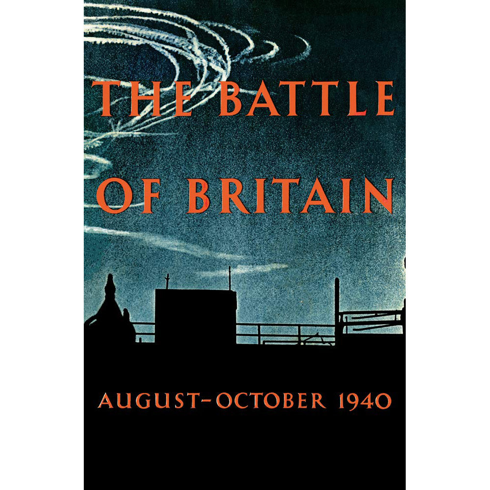 Battle of Britain Memorabilia Booklet