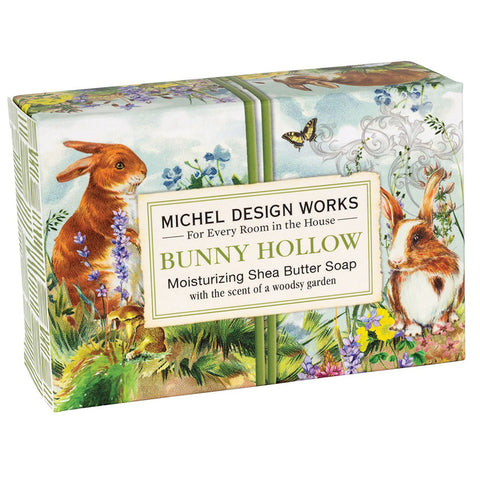 Bunny Hollow Boxed Hand Soap
