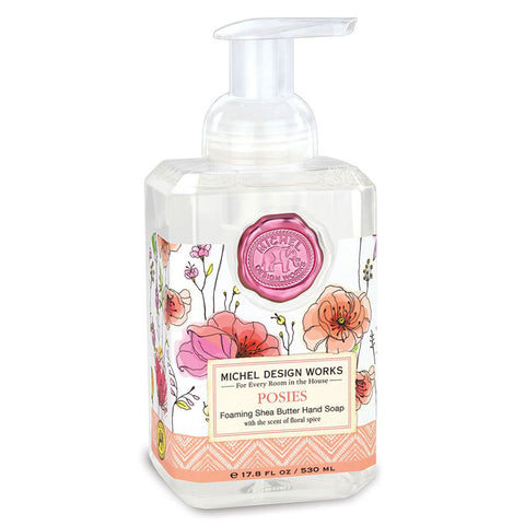 Posies Foaming Hand Soap