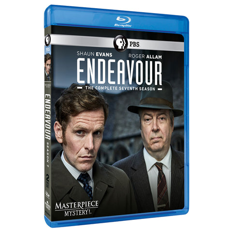 Endeavour: Season 7 (Blu-ray)